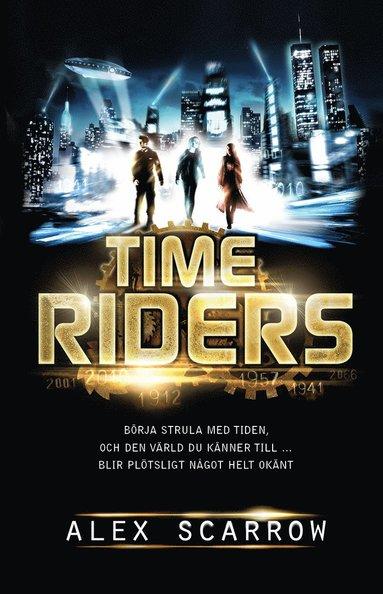 bokomslag Time Riders