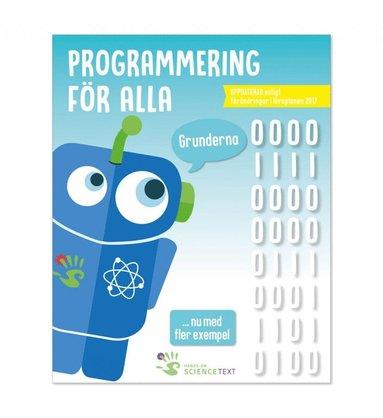 bokomslag Programmering för alla