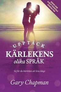 bokomslag Upptäck kärlekens olika språk