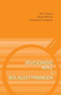 bokomslag Revisionens roll i bolagsstyrningen