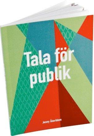 bokomslag Tala för publik