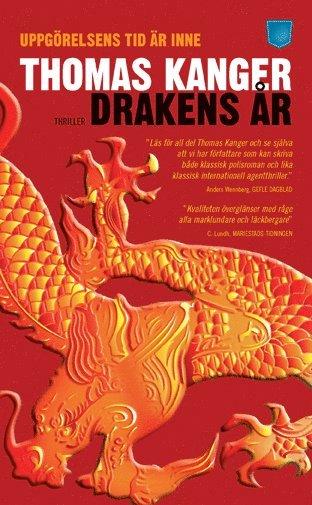 bokomslag Drakens år