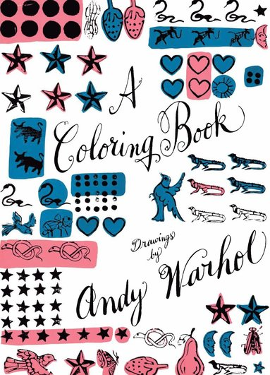 bokomslag A coloring book : drawings by Andy Warhol