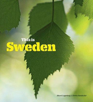 bokomslag This is Sweden
