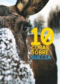 bokomslag 10 cosas sobre suecia : spansk 5 pack