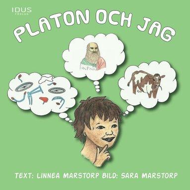 bokomslag Platon och jag