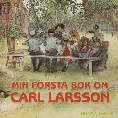 bokomslag Min första bok om Carl Larsson