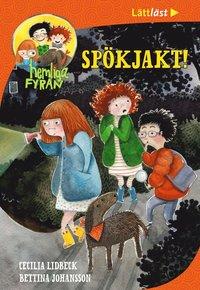 bokomslag Hemliga Fyran: Spökjakt!