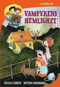 bokomslag Hemliga Fyran : vampyrens hemlighet