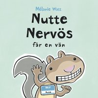 bokomslag Nutte Nervös får en vän