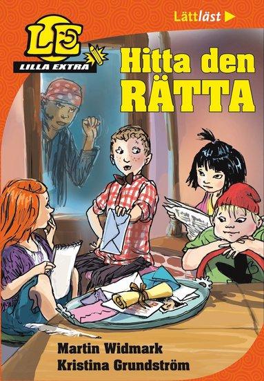 bokomslag Lilla Extra. Hitta den rätta