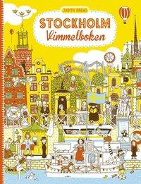 bokomslag Stockholm - Vimmelboken