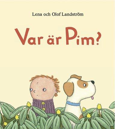 bokomslag Var är Pim?