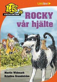 bokomslag Lilla Extra. Rocky vår hjälte