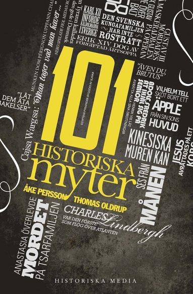 bokomslag 101 historiska myter