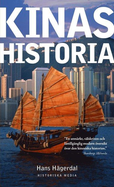 bokomslag Kinas historia