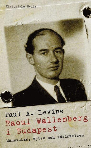 bokomslag Raoul Wallenberg i Budapest : människan, myten och förintelsen