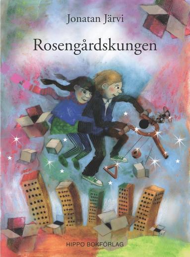 bokomslag Rosengårdskungen