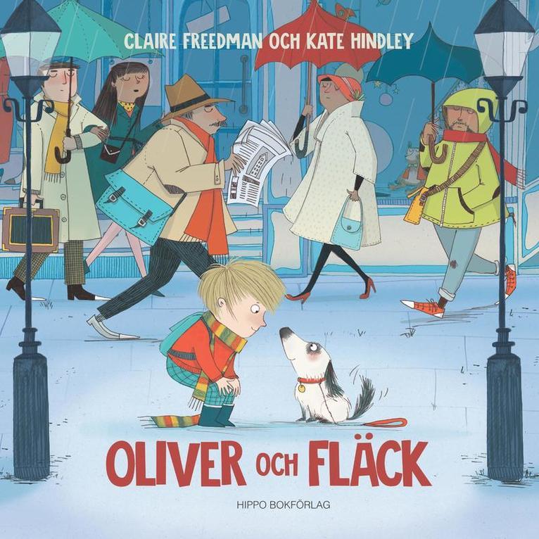 Oliver och Fläck 1