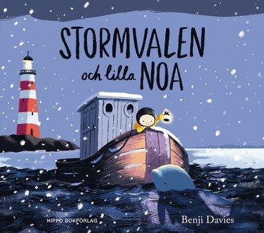 bokomslag Stormvalen och lilla Noa