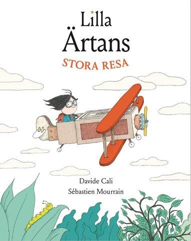 bokomslag Lilla Ärtans stora resa