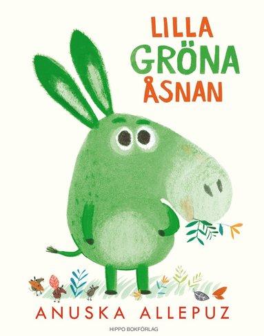 bokomslag Lilla gröna åsnan