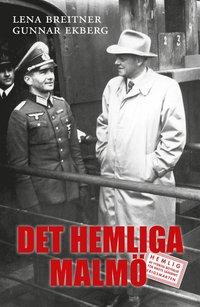 bokomslag Det hemliga Malmö