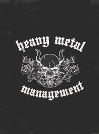 bokomslag Heavy Metal Management Boardroom Advisory Explicit content