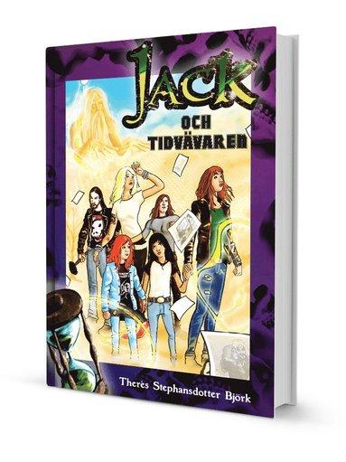 bokomslag Jack och Tidvävaren