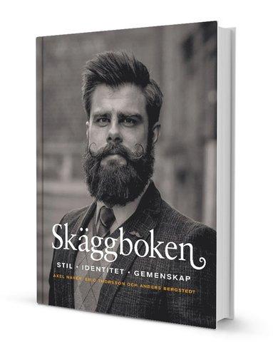 bokomslag Skäggboken : stil, identitet, gemenskap