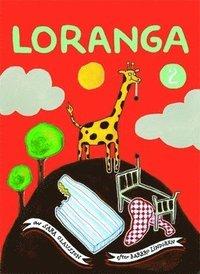 bokomslag Loranga. Del  2
