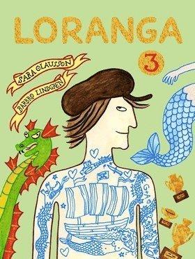 bokomslag Loranga. Del 3