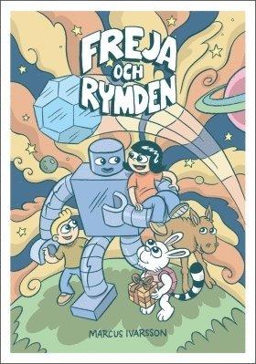 bokomslag Freja och rymden