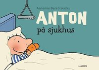 bokomslag Anton på sjukhus