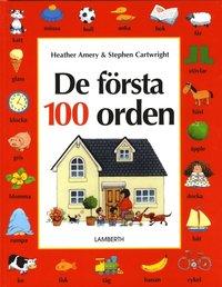 bokomslag De första 100 orden