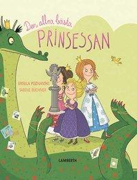bokomslag Den allra bästa prinsessan