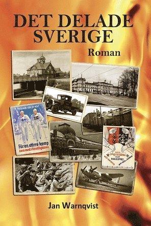 bokomslag Det delade Sverige