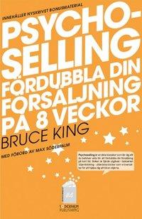 bokomslag Psychoselling - Fördubbla din försäljning på 8 veckor