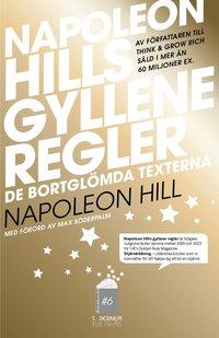 bokomslag Napoleon Hills Gyllene Regler - De bortglömda texterna
