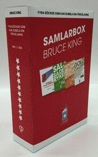 bokomslag Bruce King - Fyra böcker som kan dubbla din försäljning Samlarbox