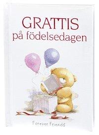 bokomslag Grattis på födelsedagen (Nallar)