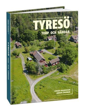 bokomslag Tyresö torp och gårdar