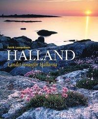 bokomslag Halland : landet innanför hallarna