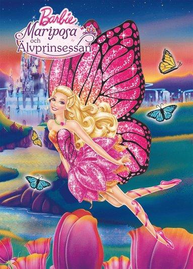 bokomslag Barbie : Mariposa och Älvprinsessan