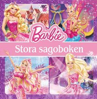bokomslag Barbie : stora sagoboken