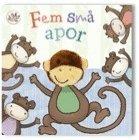 bokomslag Fem små apor
