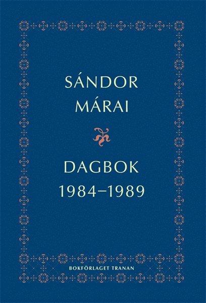 Dagbok 1984-1989 1