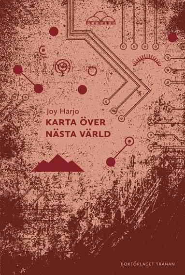 bokomslag Karta över nästa värld