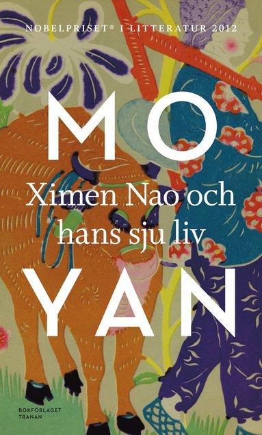 bokomslag Ximen Nao och hans sju liv