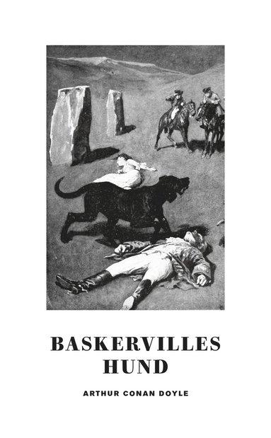 bokomslag Baskervilles hund